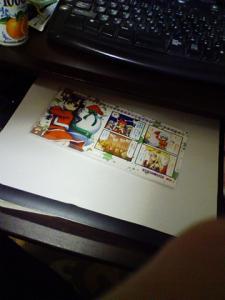 『ぱれっと4コマ』 スクールカレンダー