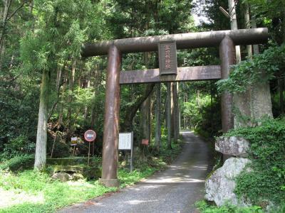 軍刀利神社1
