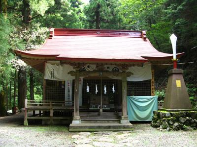 軍刀利神社5