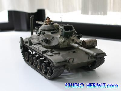 TAMIYA戦車1