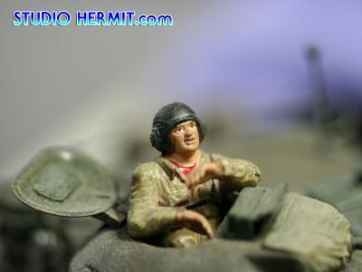 TAMIYA戦車3