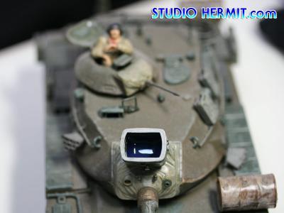 TAMIYA戦車4