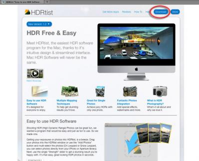 HDRtist download