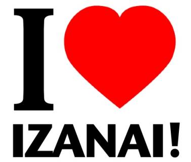 I LOVE IZANAI
