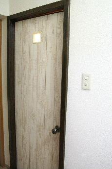 トイレDIY 扉