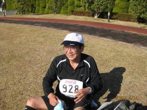 2008守山ハーフ