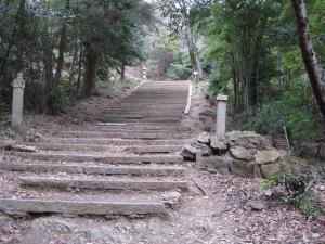 石段 012