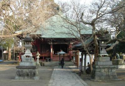 勝福寺本堂