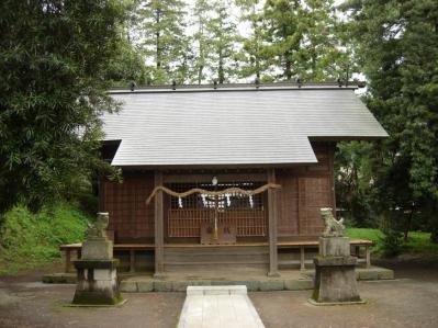 加羅古神社
