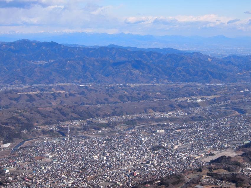 2012年 3月25日 武甲山×子持山×大持山 18