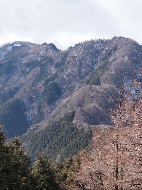 2012年 3月25日 武甲山×子持山×大持山 22