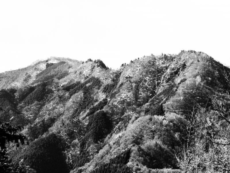 2012年 3月25日 武甲山×子持山×大持山 23