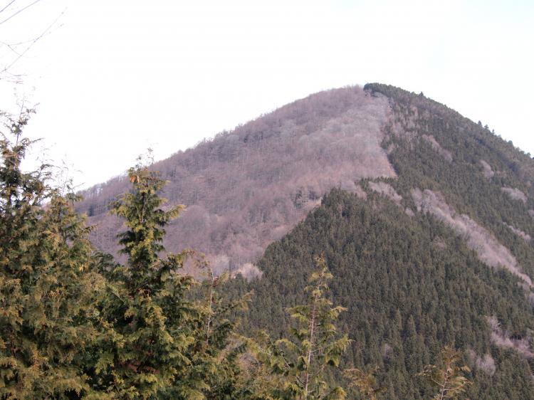 2012年 3月25日 武甲山×子持山×大持山 35