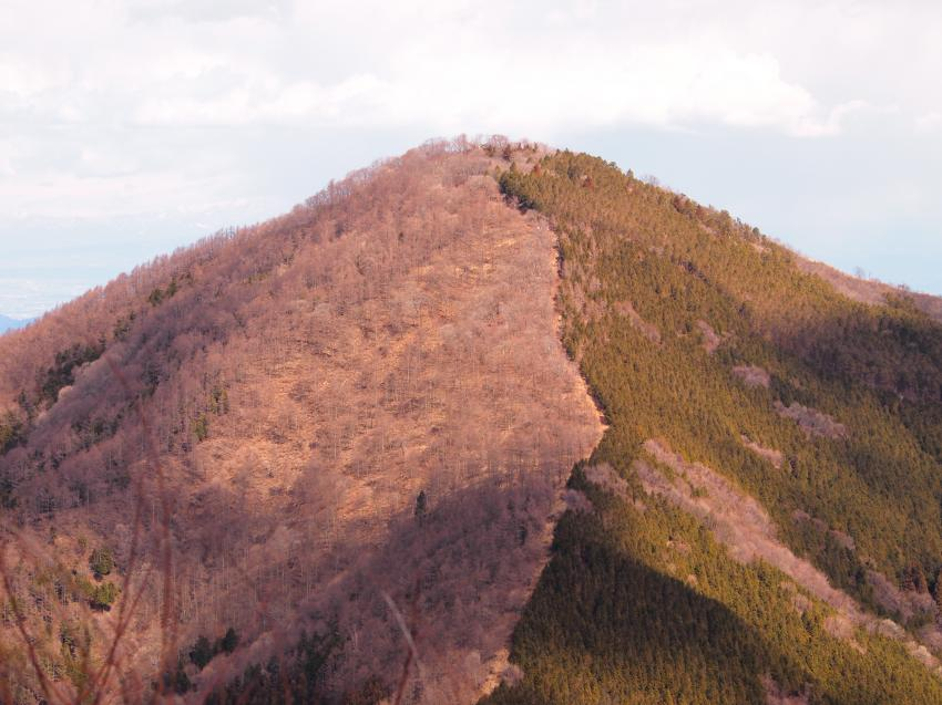 2012年 3月25日 武甲山×子持山×大持山 40