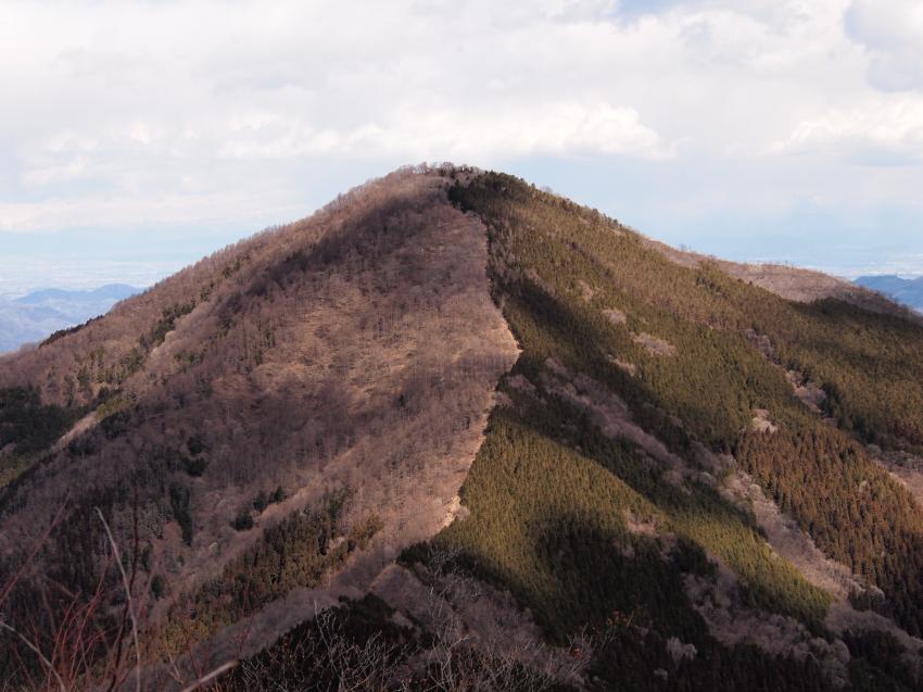 2012年 3月25日 武甲山×子持山×大持山 41