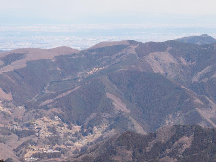 2012年 3月25日 武甲山×子持山×大持山 44