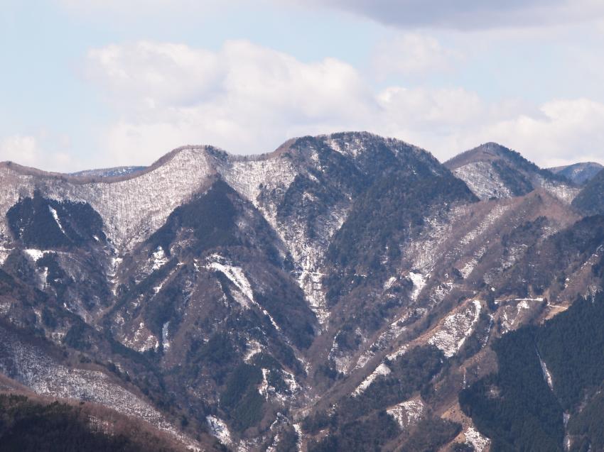 2012年 3月25日 武甲山×子持山×大持山 46