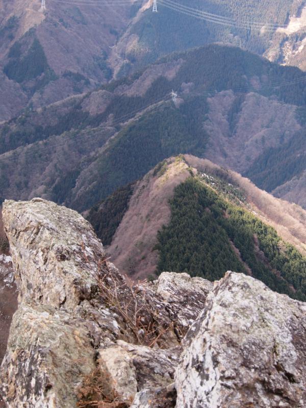 2012年 3月25日 武甲山×子持山×大持山 47