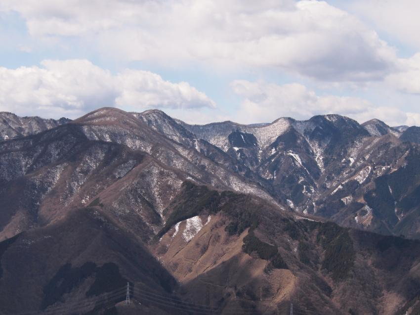 2012年 3月25日 武甲山×子持山×大持山 48