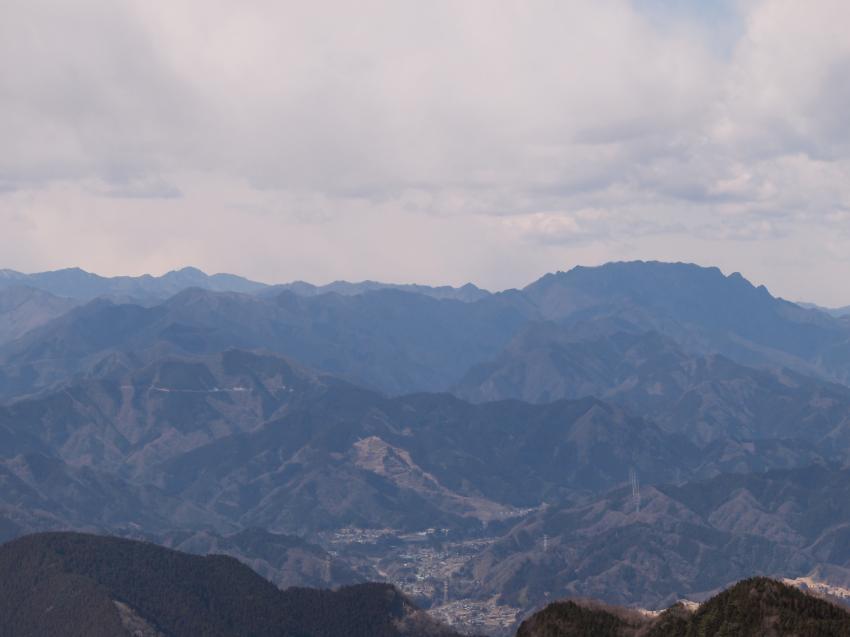2012年 3月25日 武甲山×子持山×大持山 54