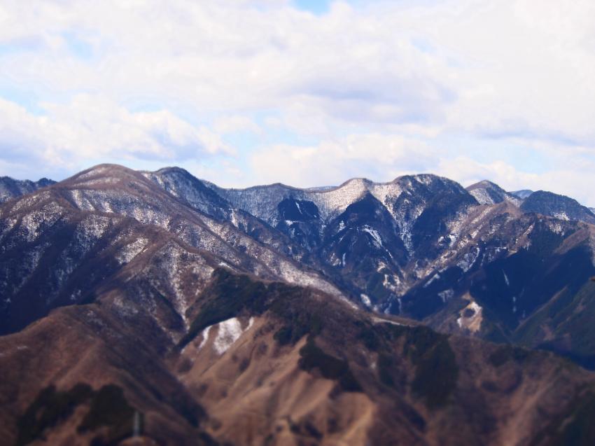 2012年 3月25日 武甲山×子持山×大持山 55