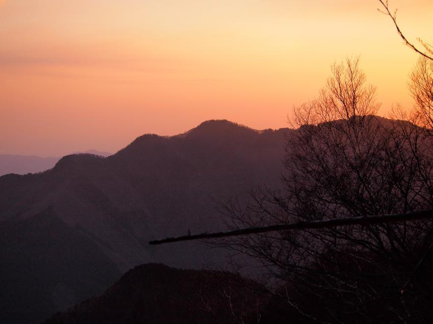 2012年 4月1日 雲取山 11