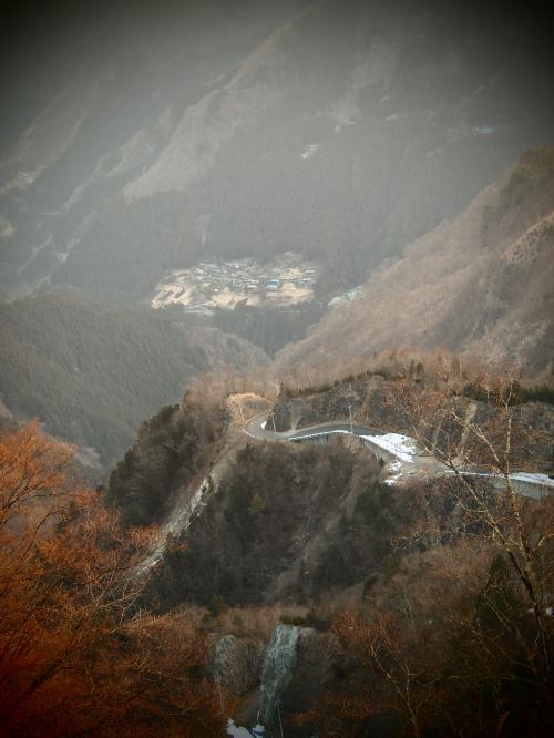 2012年 4月1日 雲取山 12