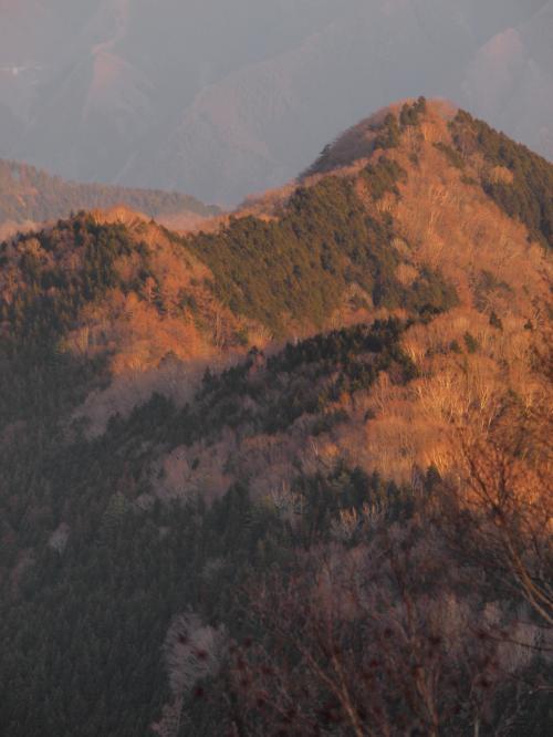 2012年 4月1日 雲取山 19