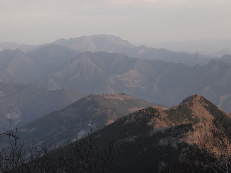 2012年 4月1日 雲取山 20