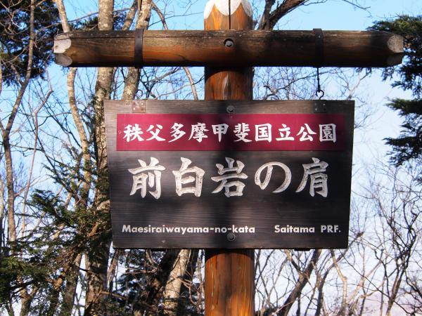2012年 4月1日 雲取山 25