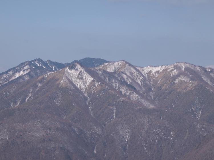 2012年 4月1日 雲取山 28