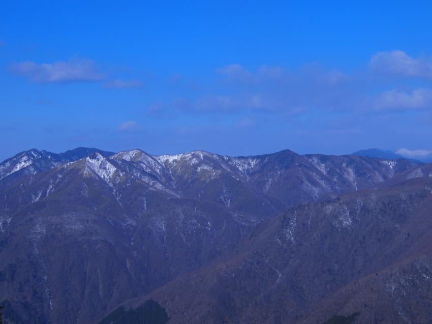 2012年 4月1日 雲取山 30