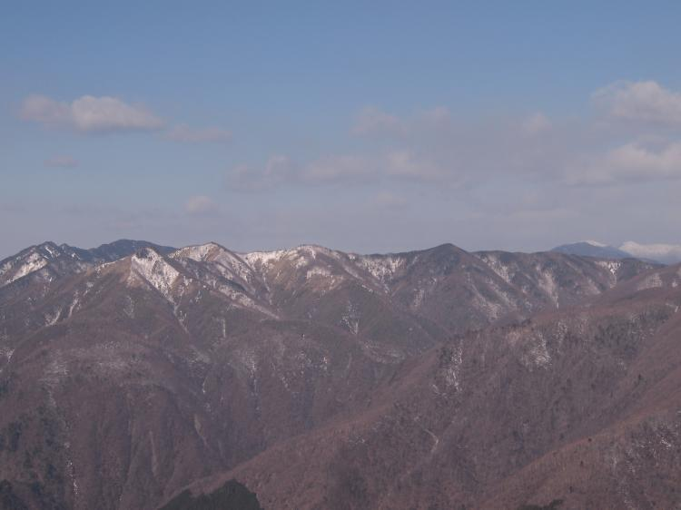 2012年 4月1日 雲取山 31