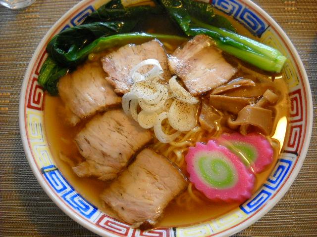 マルちゃん正麺醤油味