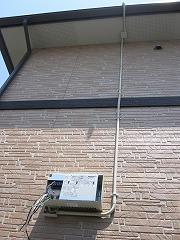 昇圧接続箱