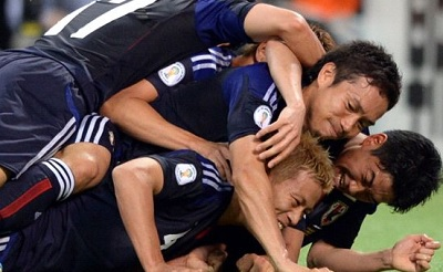20131206_サッカーワールドカップ出場