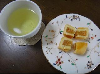 お茶タイム0830