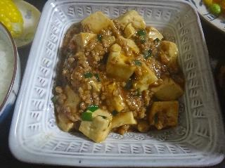 麻婆豆腐0902