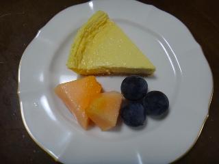 チーズケーキ0925