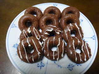 チョコドーナツ1019