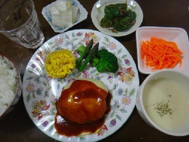 夕飯111201