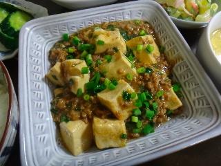 麻婆豆腐0117