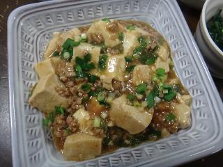 麻婆豆腐0221