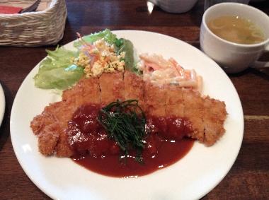 sasaki味噌カツ