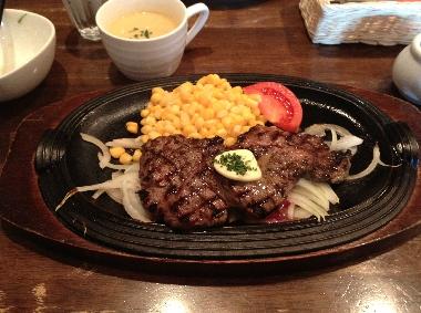 sasakiステーキ
