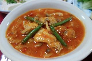 チキンのトマト煮1109