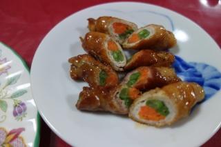 野菜の肉巻き1105