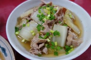 豚肉と白菜のとろとろ煮1204