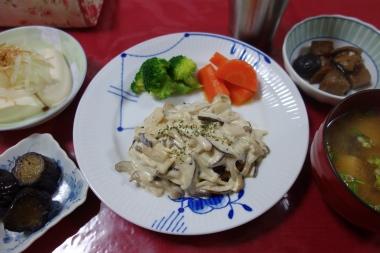夕飯141207
