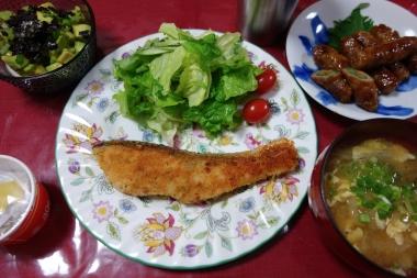 夕飯141208
